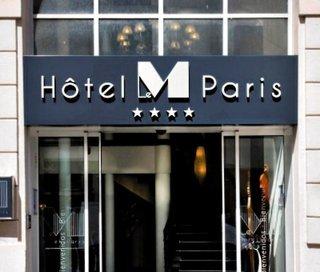 Pauschalreise Hotel Frankreich, Paris & Umgebung, Le M Hotel Paris in Paris  ab Flughafen Berlin-Schönefeld