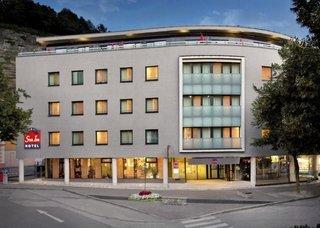 Pauschalreise Hotel Salzburger Land, Star Inn Hotel Salzburg Zentrum in Salzburg  ab Flughafen Bremen