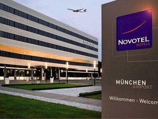 Pauschalreise Hotel Deutschland, Städte Süd, Novotel Muenchen Airport in München  ab Flughafen Berlin