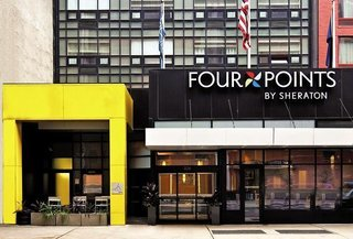 Pauschalreise Hotel USA, New York & New Jersey, Four Points by Sheraton Midtown Times Square in New York City  ab Flughafen Basel