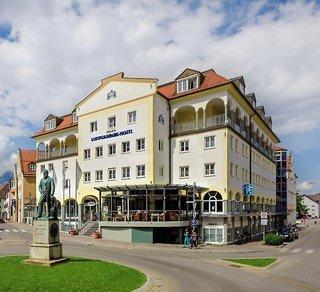 Pauschalreise Hotel Deutschland, Allgäu, Luitpoldpark-Hotel in Füssen  ab Flughafen Berlin