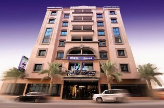 Pauschalreise Hotel Vereinigte Arabische Emirate, Dubai, Golden Tulip Al Barsha in Dubai  ab Flughafen Berlin-Tegel