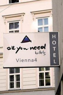 Pauschalreise Hotel Österreich, Wien & Umgebung, AllYouNeed Hotel Vienna4 in Wien  ab Flughafen Berlin-Schönefeld