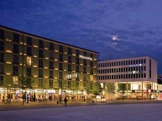 Pauschalreise Hotel Deutschland, Städte Süd, Novotel München Messe in München  ab Flughafen Berlin