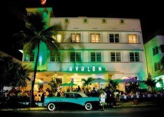 Pauschalreise Hotel USA, Florida -  Ostküste, Avalon in Miami Beach  ab Flughafen