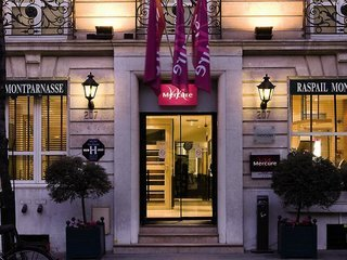 Pauschalreise Hotel Frankreich, Paris & Umgebung, Mercure Paris Montparnasse Raspail in Paris  ab Flughafen Berlin-Schönefeld