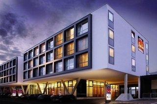 Pauschalreise Hotel Salzburger Land, Star Inn Hotel Salzburg Airport-Messe in Wals  ab Flughafen Amsterdam