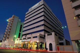 Pauschalreise Hotel Vereinigte Arabische Emirate, Dubai, Al Jawhara Gardens Hotel in Dubai  ab Flughafen Berlin-Tegel