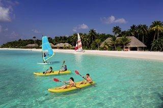Pauschalreise Hotel Malediven, Malediven - weitere Angebote, Veligandu Island Resort & Spa in Rasdhoo  ab Flughafen Berlin-Schönefeld
