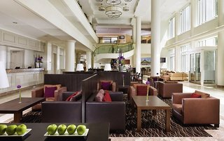 Pauschalreise Hotel Deutschland, Städte Süd, Marriott München in München  ab Flughafen Berlin