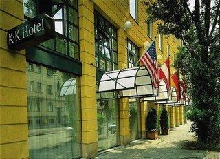Pauschalreise Hotel Deutschland, Städte Süd, K+K Hotel am Harras in München  ab Flughafen Berlin