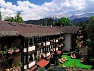 Pauschalreise Hotel Deutschland, Bayern, Reindls Partenkirchner Hof in Garmisch-Partenkirchen  ab Flughafen Berlin