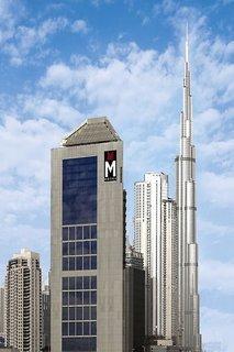 Pauschalreise Hotel Vereinigte Arabische Emirate, Dubai, M Hotel Downtown by Millenium in Dubai  ab Flughafen Berlin-Tegel