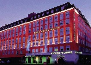 Pauschalreise Hotel Deutschland, Städte Süd, Eden Wolff in München  ab Flughafen Berlin