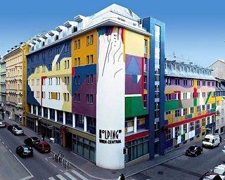 Pauschalreise Hotel Österreich, Wien & Umgebung, Kolping Wien Zentral in Wien  ab Flughafen Berlin-Schönefeld
