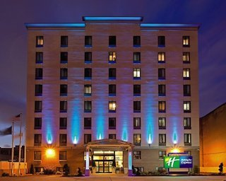 Pauschalreise Hotel New York & New Jersey, Holiday Inn Express New York-Brooklyn in New York City  ab Flughafen Amsterdam