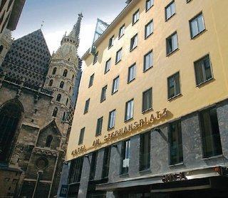 Pauschalreise Hotel Österreich, Wien & Umgebung, Am Stephansplatz in Wien  ab Flughafen Berlin-Schönefeld