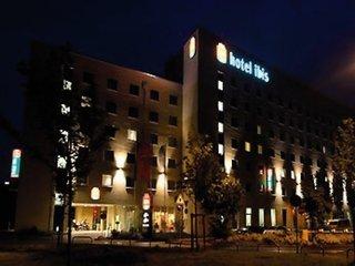 Pauschalreise Hotel Deutschland, Städte West, Ibis Frankfurt City Messe Hotel in Frankfurt am Main  ab Flughafen Amsterdam