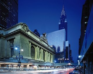 Pauschalreise Hotel USA, New York & New Jersey, Grand Hyatt New York in New York City  ab Flughafen Bruessel