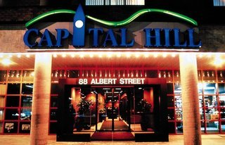 Pauschalreise Hotel Ontario, Capital Hill Hotel & Suites in Ottawa  ab Flughafen Berlin