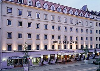 Pauschalreise Hotel Deutschland, Städte Süd, Drei Löwen in München  ab Flughafen Berlin