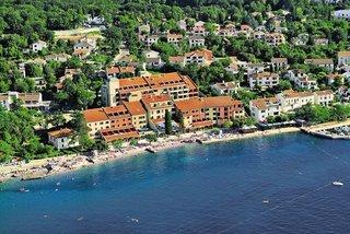 Pauschalreise Hotel Kroatien, Kvarner Bucht, Hotel Jadran in Njivice  ab Flughafen Bruessel