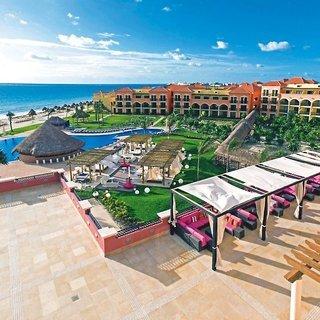 Pauschalreise Schauinsland Reisen in Mexiko,     Riviera Maya & Insel Cozumel,     Ocean Coral Turquesa (5   Sterne Hotel  Hotel ) in Puerto Morelos