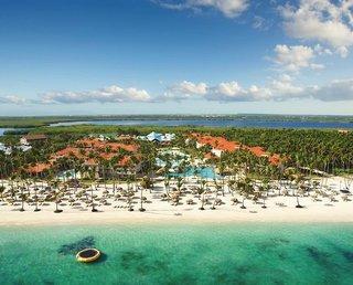 Pauschalreise Hotel  Dreams Palm Beach Punta Cana in Higüey  ab Flughafen Bruessel