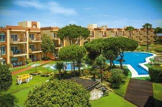 Pauschalreise Hotel Spanien, Costa de la Luz, Aparthotel Las Dunas in Chiclana de la Frontera  ab Flughafen Bremen
