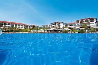 Pauschalreise Hotel Griechenland, Chalkidiki, Akrathos Beach Hotel in Ouranoupolis  ab Flughafen Amsterdam