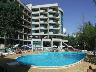 Pauschalreise Hotel Bulgarien, Riviera Nord (Goldstrand), Palm Beach Hotel in Goldstrand  ab Flughafen Amsterdam