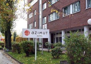 Pauschalreise Hotel Deutschland, Berlin, Brandenburg, AZIMUT Hotel Berlin City South in Berlin  ab Flughafen