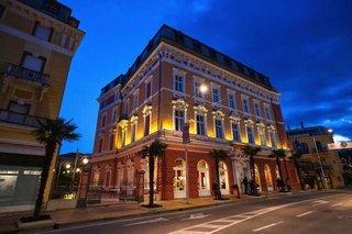Pauschalreise Hotel Kroatien, Istrien, Hotel Continental in Opatija  ab Flughafen Bruessel