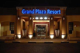 Pauschalreise Hotel Ägypten, Hurghada & Safaga, Grand Plaza Hotel & Resort in Hurghada  ab Flughafen Berlin