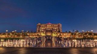 Luxus Hideaway Hotel Vereinigte Arabische Emirate, Abu Dhabi, Emirates Palace Abu Dhabi in Abu Dhabi  ab Flughafen Berlin