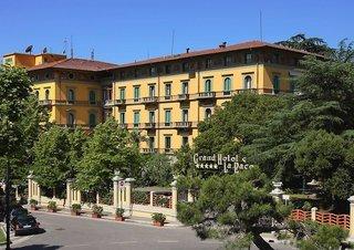 Pauschalreise Hotel Italien, Toskana - Toskanische Küste, La Pace Grand in Montecatini Terme  ab Flughafen Bruessel