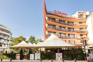 Pauschalreise Hotel Bulgarien, Riviera Süd (Sonnenstrand), Hotel Sveti Valentin in Primorsko  ab Flughafen Amsterdam