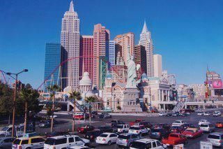 Last MInute Reise USA,     Nevada,     New York New York Hotel & Casino (4   Sterne Hotel  Hotel ) in Las Vegas