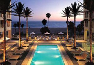 Last MInute Reise USA,     Kalifornien,     Loews Santa Monica Beach (5   Sterne Hotel  Hotel ) in Santa Monica