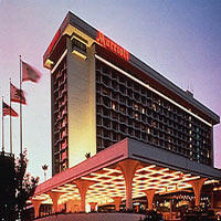 Last MInute Reise USA,     Kalifornien,     Marriott Los Angeles Airport (4   Sterne Hotel  Hotel ) in Los Angeles