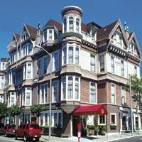 Last MInute Reise USA,     Kalifornien,     Queen Anne (2+   Sterne Hotel  Hotel ) in San Francisco