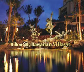 Last MInute Reise USA,     Hawaii,     Hilton Hawaiian Village Waikiki Beach Resort (4+   Sterne Hotel  Hotel ) in Waikiki