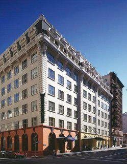 Last MInute Reise USA,     Kalifornien,     The Marker Hotel Union Square (4   Sterne Hotel  Hotel ) in San Francisco