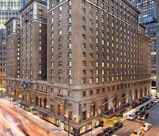 Pauschalreise Hotel USA, New York & New Jersey, The Roosevelt Hotel in New York City  ab Flughafen Berlin-Tegel