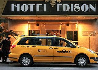 Pauschalreise Hotel USA, New York & New Jersey, Hotel Edison in New York City  ab Flughafen Berlin-Tegel