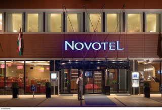 Pauschalreise Hotel Ungarn, Ungarn - Budapest & Umgebung, Novotel Budapest Danube in Budapest  ab Flughafen