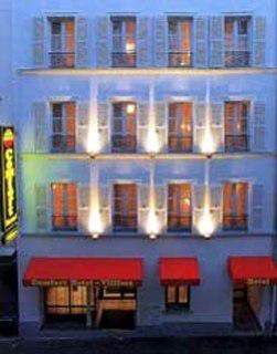 Pauschalreise Hotel Frankreich,     Paris & Umgebung,     Pavillon Villiers Etoile in Paris