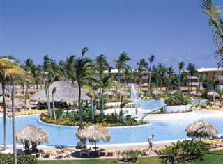 Pauschalreise Hotel  Catalonia Bávaro Beach Golf & Casino Resort in Playa Bávaro  ab Flughafen Frankfurt Airport