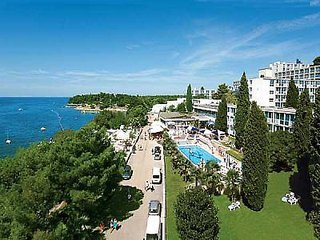 Pauschalreise Hotel Kroatien, Istrien, Zorna in Porec  ab Flughafen Bruessel