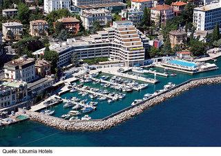 Pauschalreise Hotel Kroatien, Istrien, Remisens Hotel Admiral in Opatija  ab Flughafen Bruessel